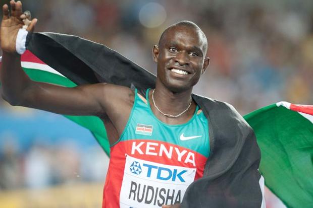 David Rudisha set for return in Doha