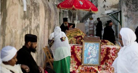 Ethiopian Orthodox Christians