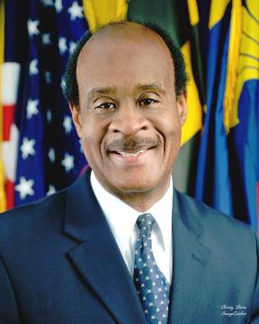Isiah Leggett (Photo: montgomerycountymd.gov) -