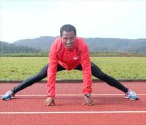 Kenenisa Paris Marathon