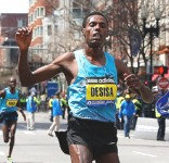 Boston Marathon Champion Reaches Out to City Torn by Attack