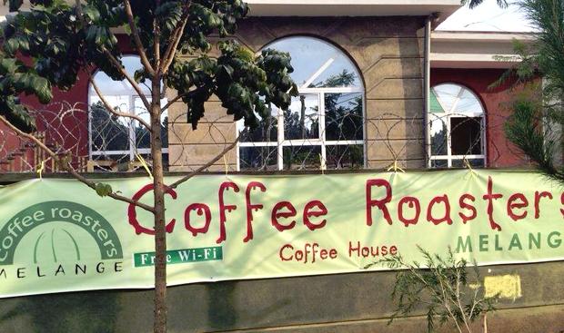 Melange Coffee Roaster