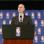NBA Commissioner Adam Silver (Photo: Gallo Images)