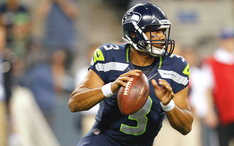 Russel Wilson of the Seattle Seahawks (Photo: seahawks.com) -