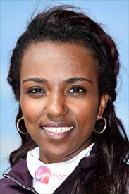 Tirunesh Dibaba London Marathon