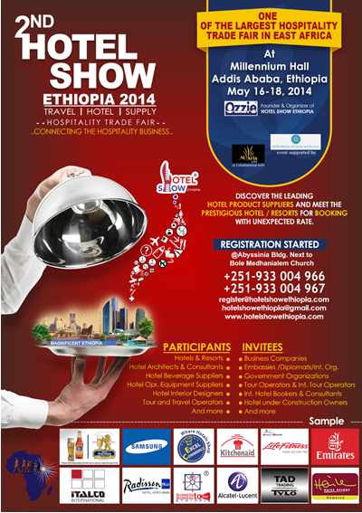Large Foreign Presence at Ethiopia's Second Hotel Show