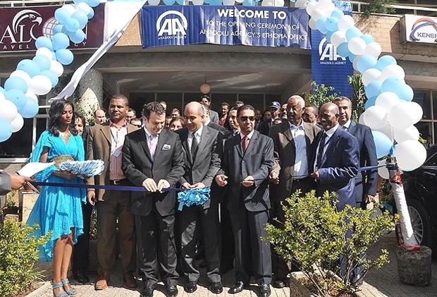 a0ddf62c615370 Turkey s Anadolu Agency opens new bureau in Ethiopia – Ethiosports