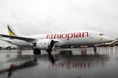 Ethiopian Dreamliner Bole