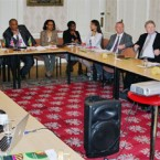 Business roundtable at the Ethiopian Embassy in London