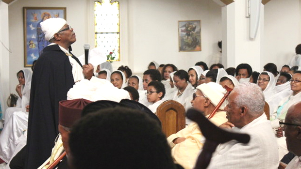 Ethiopian Orthodox Tewahedo Medhanialem Church New York