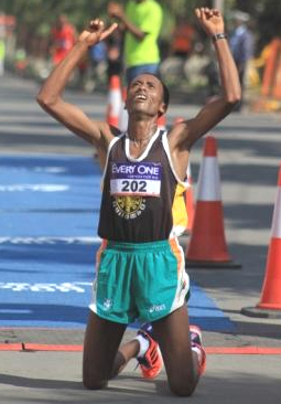 Breakthrough wins for Belete and Teshome at 5th edition of EVERY ONE Campaign Races in Hawassa
