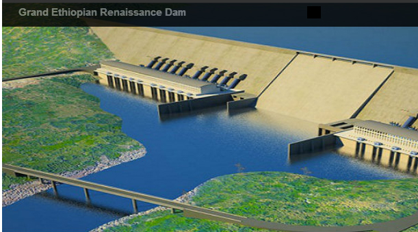 Grand Ethiopian Renaissance Dam (GERD) -