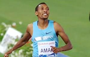 Mohammed Aman (Photo: Letsrun.com) -