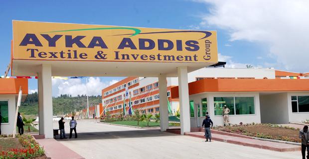 Ayka Addis