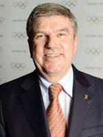 Dr. Thomas Bach (Photo: IOC)