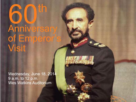 Emperor Visit OSU