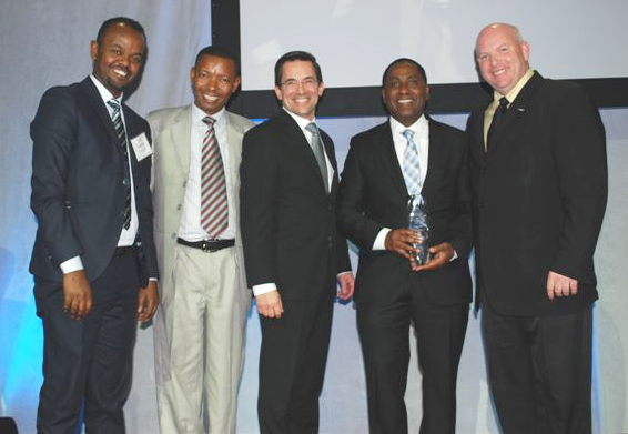 Ethiopian Airlines Bombardier Award