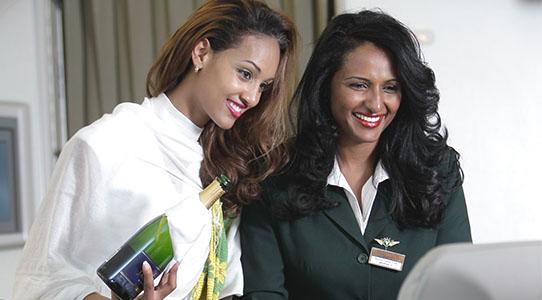Ethiopian Airlines IATA Ranking