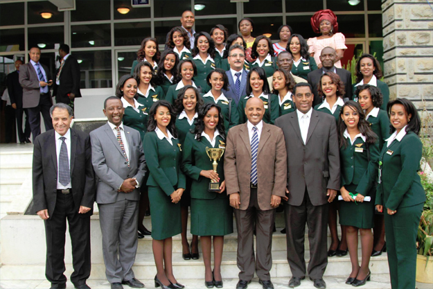 Ethiopian Aviation academy Graduates