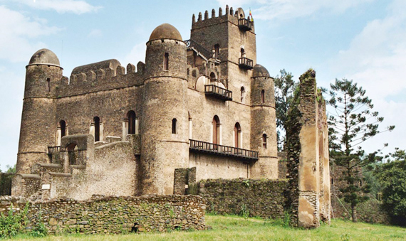 Ethiopian Tourism Fasiledes Castle Ethiopia's fresh initiative to increase number of visitors