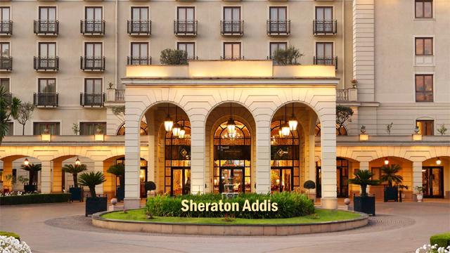 Sheraton Addis Ababa