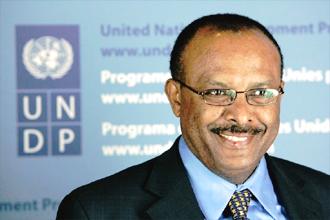 Tegegnework Gettu UNDP