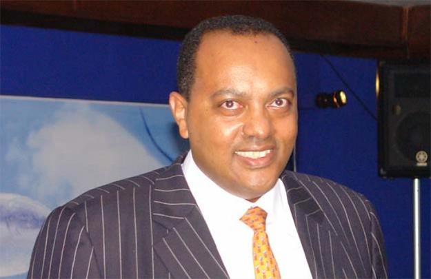 Tewodros Ashenafi