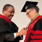 Bill Gates Receives Honorary Degree from Addis Ababa University