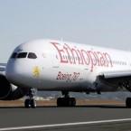 Ethiopia Airlines has named its new Dreamliner Taj Mahal