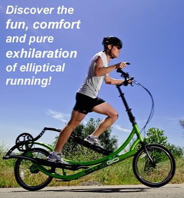 ElliptiGO Bicycle (Photo: Elliptigo.com)
