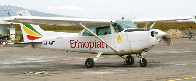 Ethiopian Airlines Cessna 172