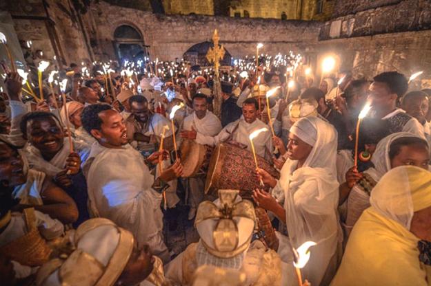 Ethiopian Pilgrims