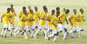 Ethiopian U-17