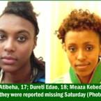 Police locate 3 of 4 missing Ethiopian athletes