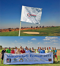Marrakech to host the 4th international amateur tournament Morocco Golf Festival – 1-8 November