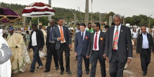 Official visit by UNWTO Secretary-General Taleb Rifai to Ethiopia (Photo: flickr.com) -