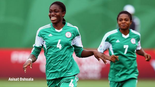 2014 FIFA U-20 Women's World Cup: Oshoala leads the way as individuals recognized