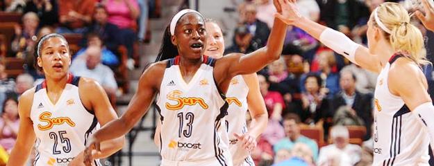 Chiney Ogwumike WNBA Rookie Award