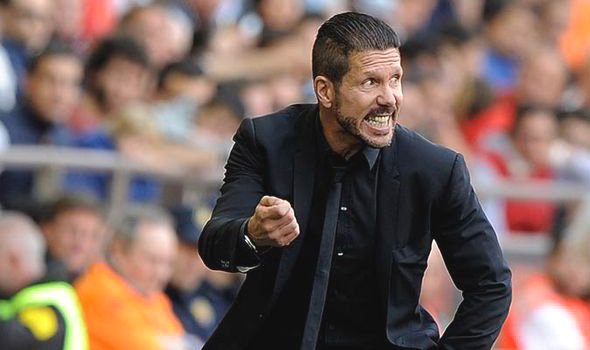 Diego Simeone slapped with eight-game ban