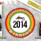 ESFNA Announces 2014 Scholarship Winners