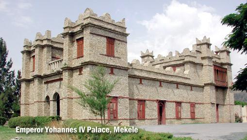 Emperor Yohannes IV Palace