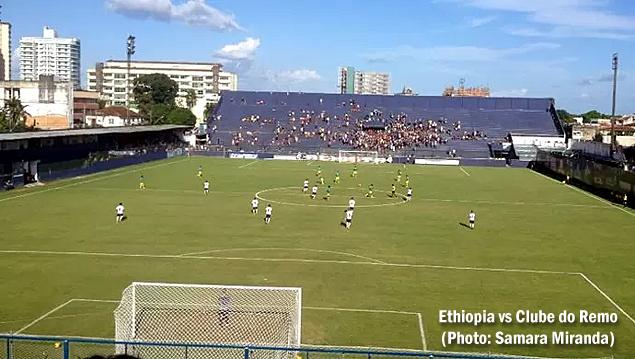 Ethiopia - Clube do Remo