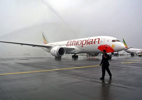 Ethiopian Airlines LA