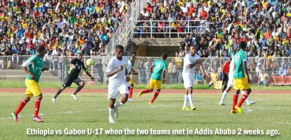 Gabon vs Ethiopia