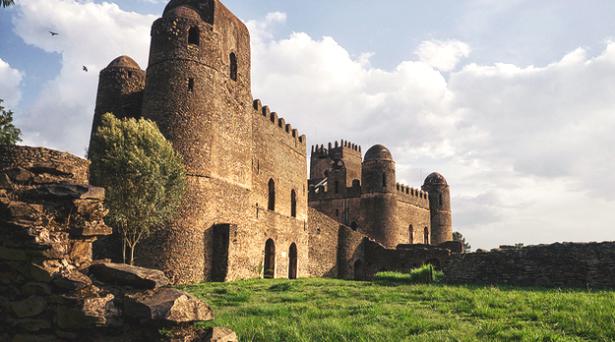 Gondar Castle Edme
