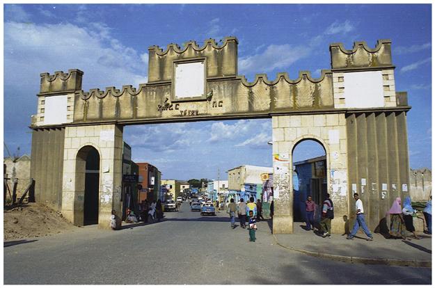 Harar Wall