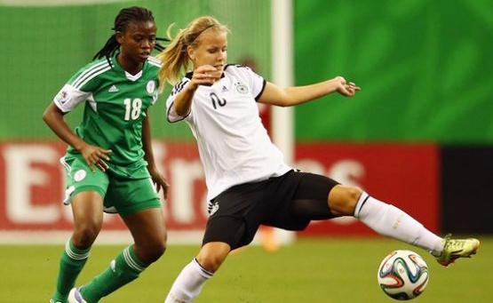 FIFA U-20 Women's World Cup: Germany edge Nigeria 1-0 to take the trophy