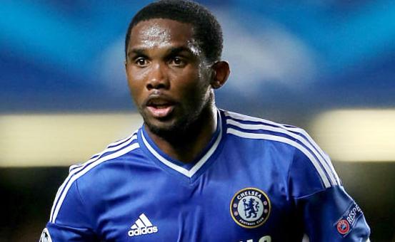 Everton set to sign Samuel Eto'o