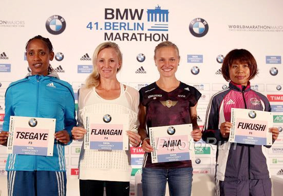 Berlin Marathon Women