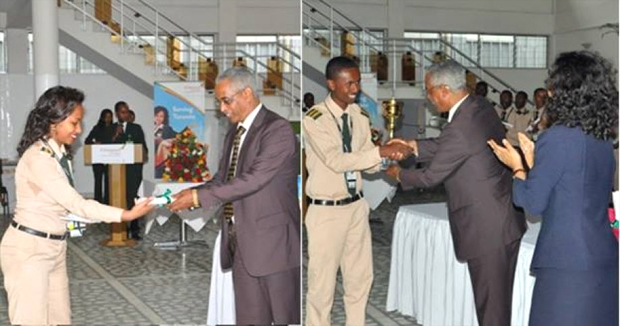 EAA Graduates